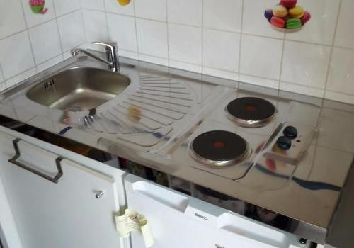 remplacement kitchenette